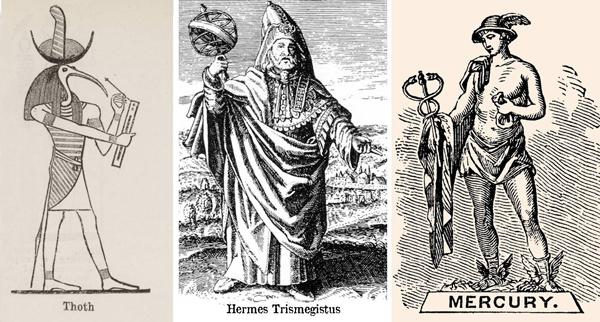 Corpus hermeticum Merkurovog kaduceja