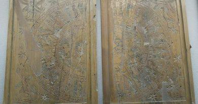 Astrološke tabele iz Antike